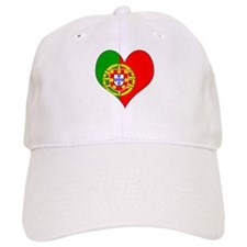 I Love Portugal Baseball Cap