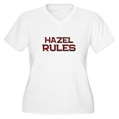 hazel rules T-Shirt