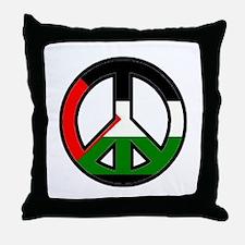 Cute Palestine Throw Pillow