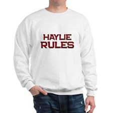 haylie rules Jumper