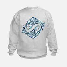 FusionArt Zodiac Pisces Sweatshirt