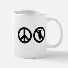 Anti hippy Mug