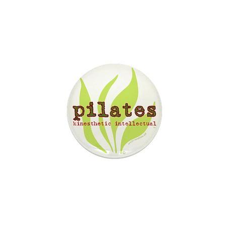 Pilates: Kinesthetic Intellectual Mini Button (10