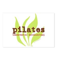 Pilates: Kinesthetic Intellectual Postcards (Packa