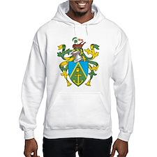 Pitcairn Islands Coat of Arms Hoodie