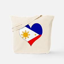 I Love philippines Tote Bag