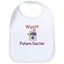 Wyatt - Future Doctor Bib
