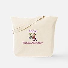 Abbie - Future Architect Tote Bag