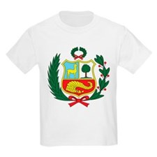 peru Coat of Arms T-Shirt