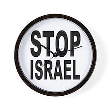 Unique Anti israel Wall Clock