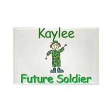 Kaylee - Future Soldier Rectangle Magnet