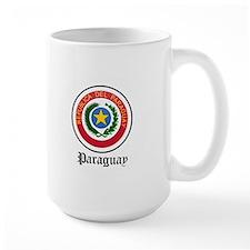 Paraguayan Coat of Arms Seal Mug