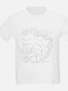 Funny Punk rock anarchy T-Shirt