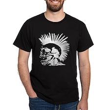 Cute Punk rock anarchy T-Shirt