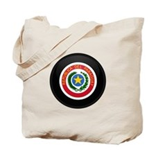 Coat of Arms of Paraguay Tote Bag