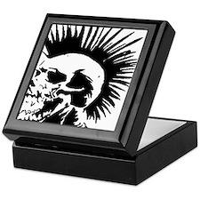 Funny Punk Keepsake Box