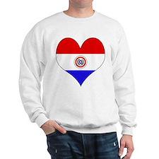 I Love Paraguay Jumper