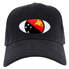 Papua New Guinea Baseball Hat