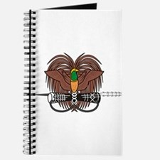 Papua New Guinea Coat of Arms Journal