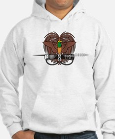 Papua New Guinea Coat of Arms Hoodie