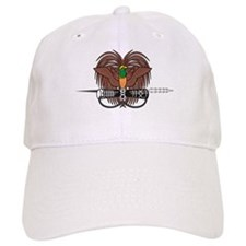 Papua New Guinea Coat of Arms Baseball Cap