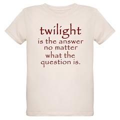 Twilight Organic Kids T-Shirt