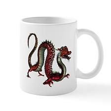 Sci Fi Dragon Mug