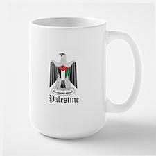 Palestinian Coat of Arms Seal Mug