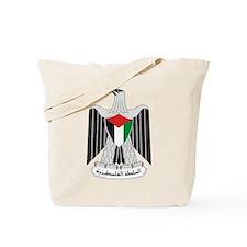 Palestine Coat of Arms Tote Bag