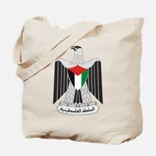 Palestine Coat of Arms Tote Bag