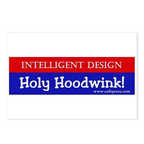 Holy Hoodwink! Postcards (Package of 8)