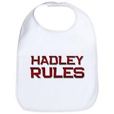 hadley rules Bib