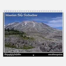 Mountain Bike Wall Calendar
