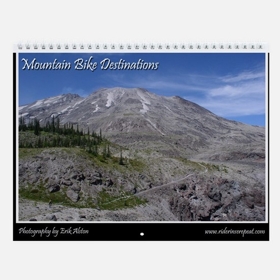 Mountain Bike Wall Calendar