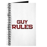 guy rules Journal
