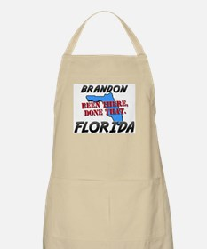 brandon florida - been there, done that BBQ Apron