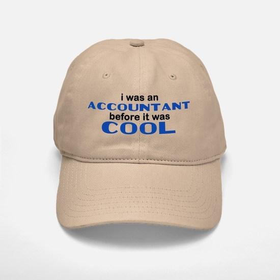 Accountant Before Cool Baseball Baseball Cap