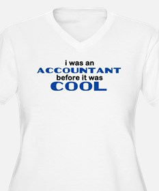 Accountant Before Cool T-Shirt