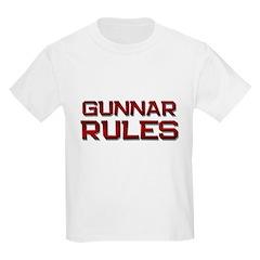 gunnar rules T-Shirt