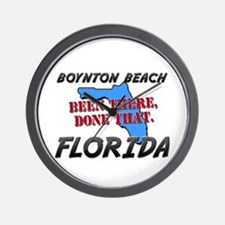 boynton beach florida - been there, done that Wall