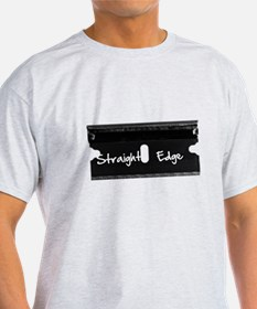 Straight Edge -Razor T-Shirt