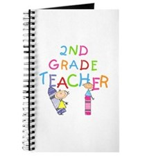 2nd Grade Teacher Journal