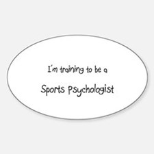 I'm training to be a Sports Psychologist Decal
