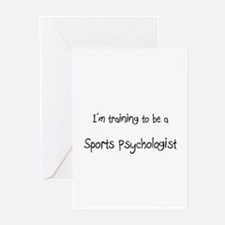 I'm training to be a Sports Psychologist Greeting