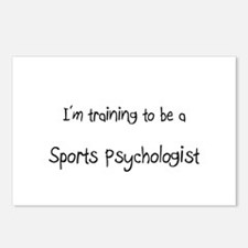 I'm training to be a Sports Psychologist Postcards