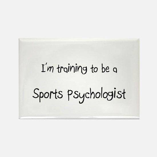 I'm training to be a Sports Psychologist Rectangle