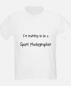 I'm training to be a Sport Photographer T-Shirt