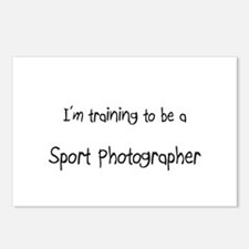 I'm training to be a Sport Photographer Postcards
