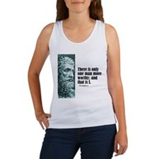 """Aristophanes """"Only One"""" Women's Tank Top"""