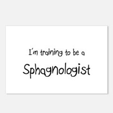I'm training to be a Sphagnologist Postcards (Pack